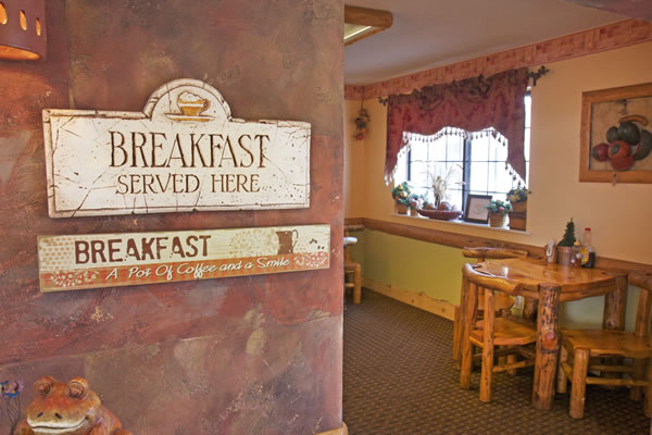 Salida Hotels  Breakfast