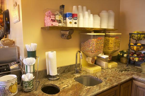 Salida Hotels Breakfast