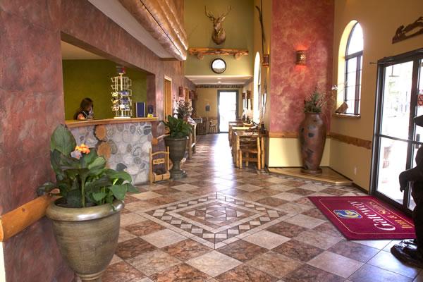 Salida Colorado Hotels Lobby