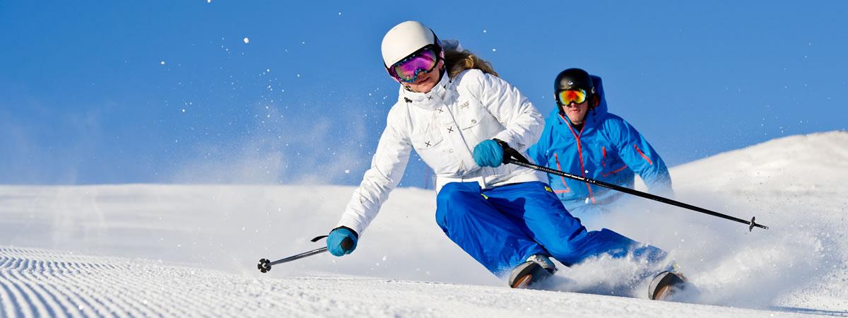 Monarch Skiing