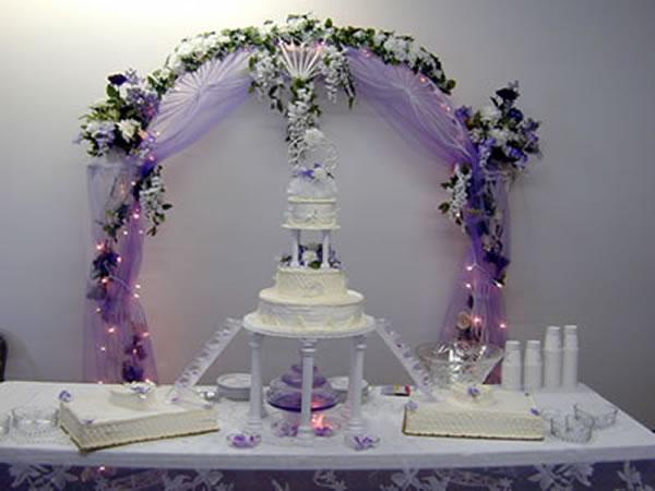 Salida Wedding room