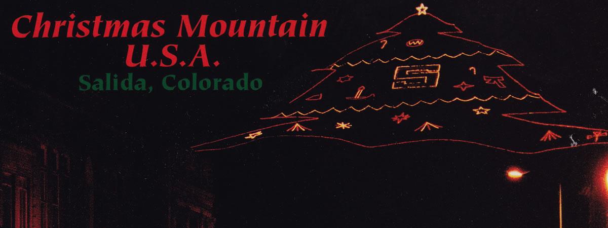 Christmas-mountain